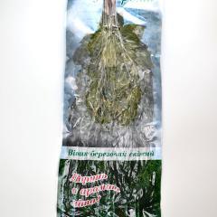 Купить оптом березовый свежий замороженный веник для бани сауны Украина. Магазин Сауна Арома